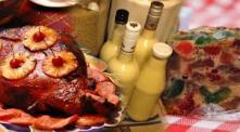 Ham & Ponche de creme