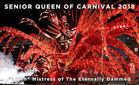 carnival queen costume