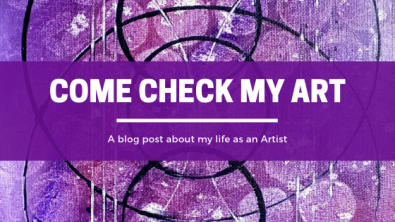 Come check my art banner