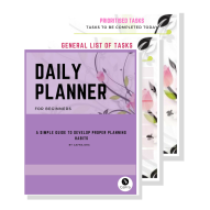 Daily Planner 3pg Ad