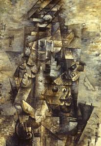 art style - cubanism