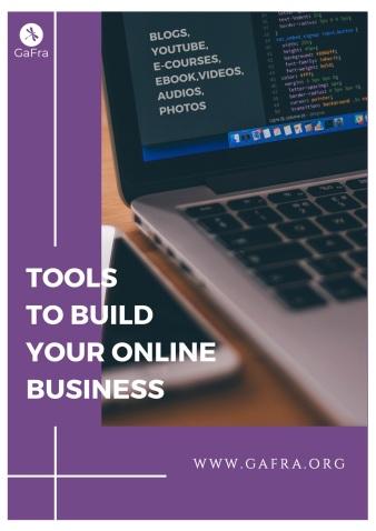 Tools to Build Business Cheatsheet