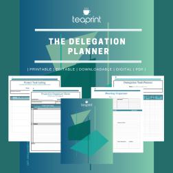Delegation Ad