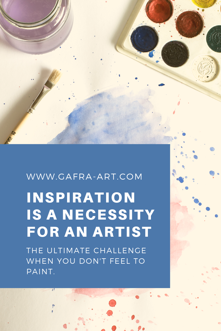 Inspiration for an artist.com