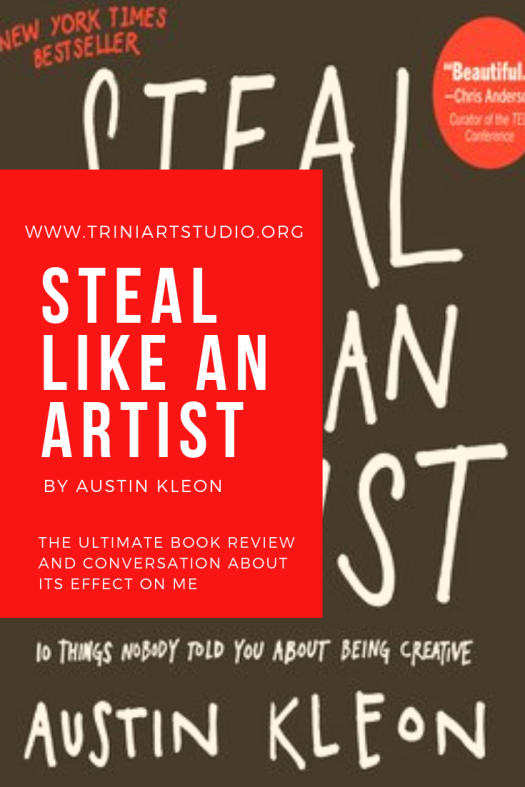 Steal like an artist (T)