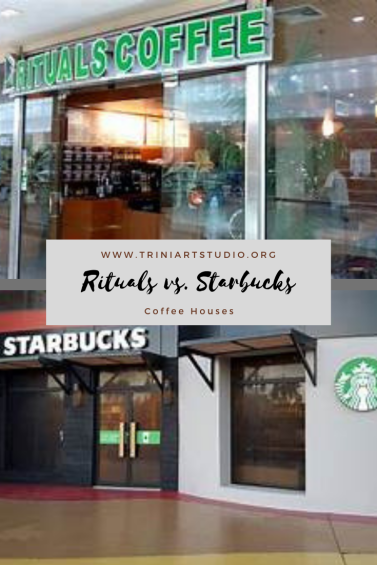 Rituals vs Starbucks