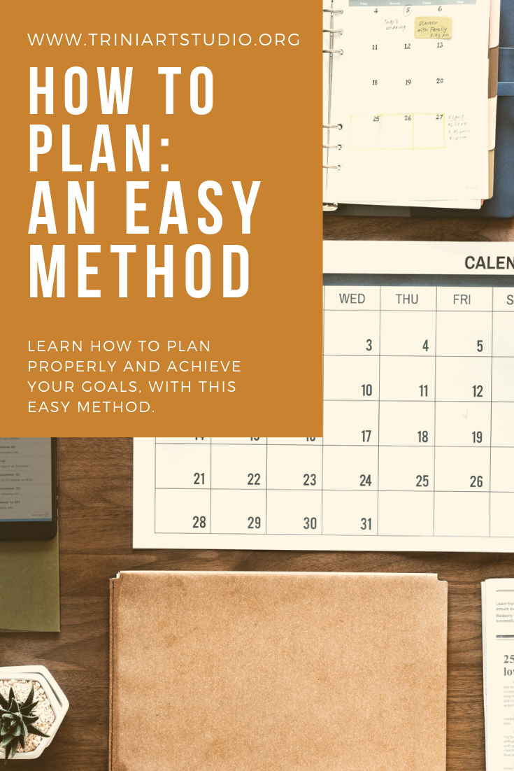 How to Plan_ An Easy Method
