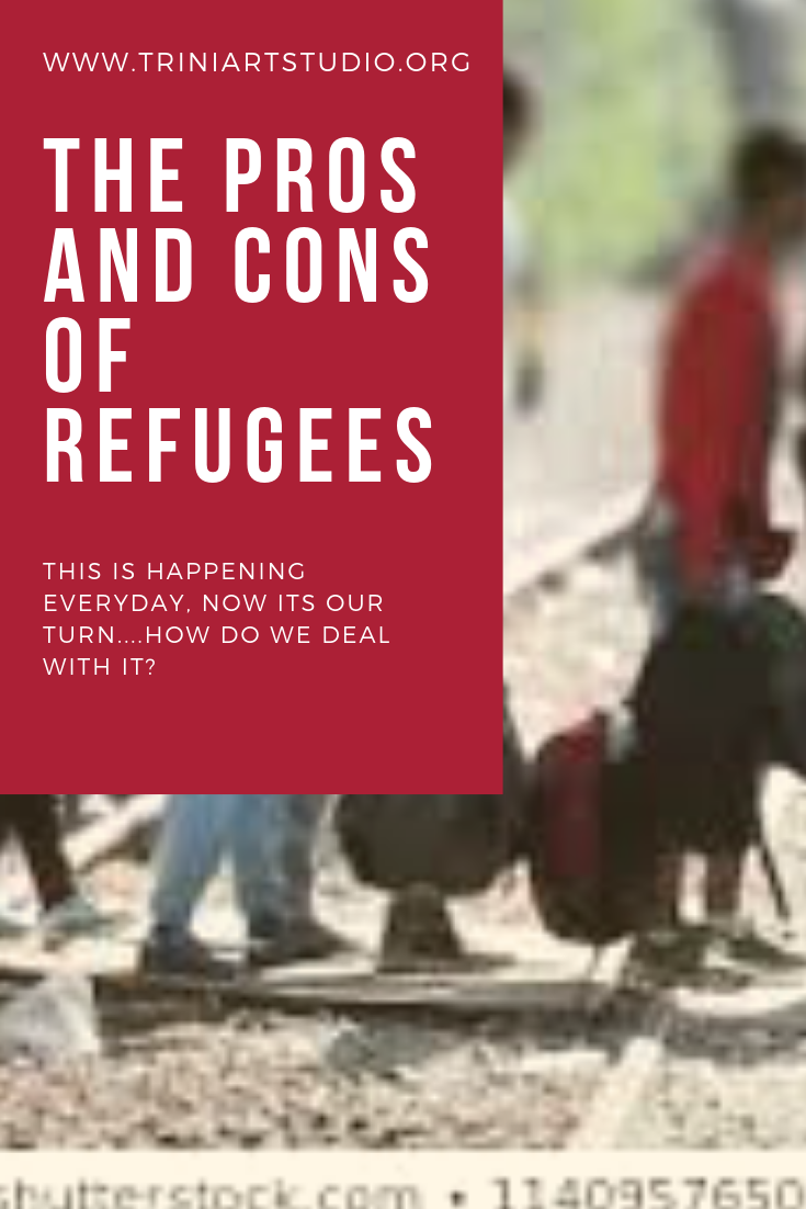 The pros and cons of refugees